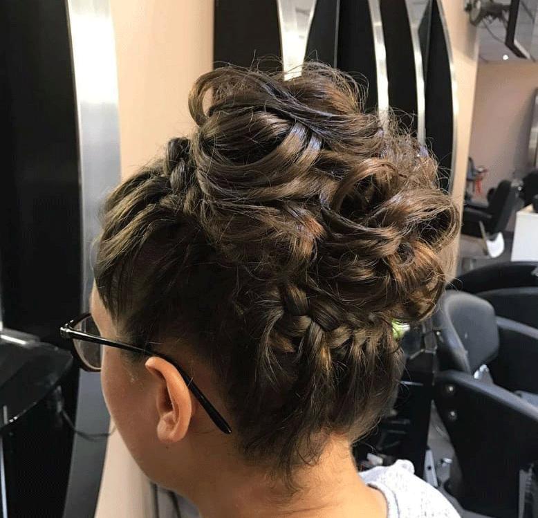 Hair Up at Salon 481